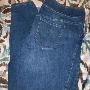 Old Navy Jeans - Old Navy Rockstar Pull On Skinny Jeans 22 Short